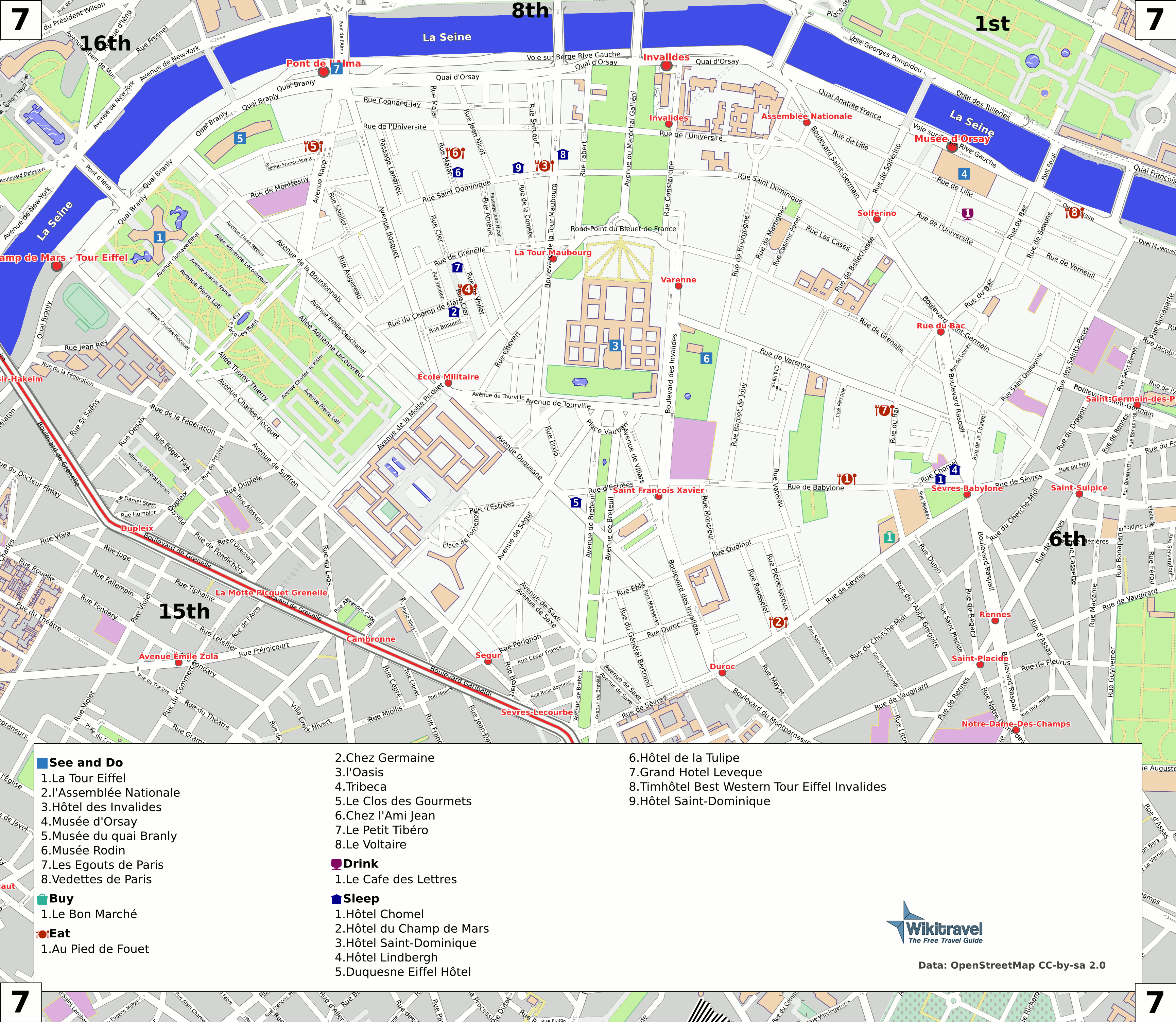 Paris 7th arrondissement map with listings.png